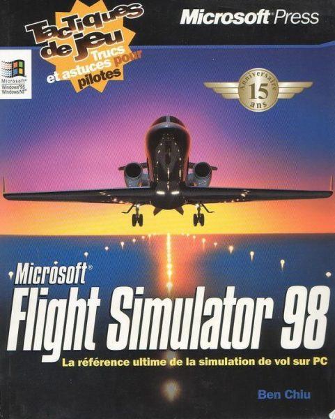 guide officiel frlight simulator 98