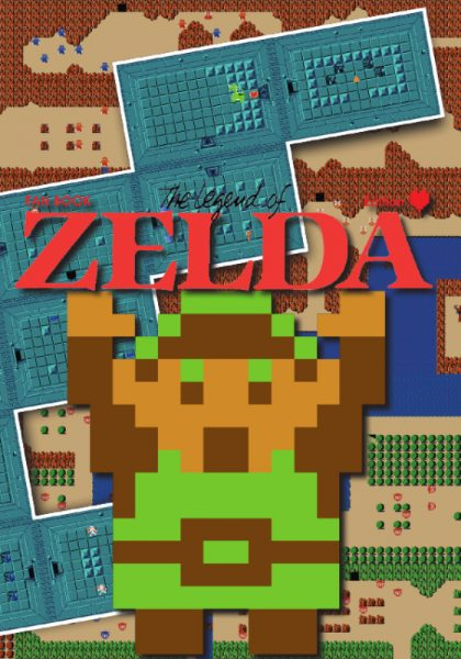 fan books the legend of zelda