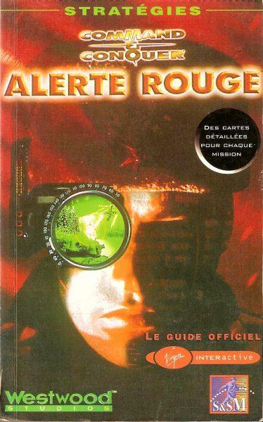 guide officiel command conquer alerte rouge