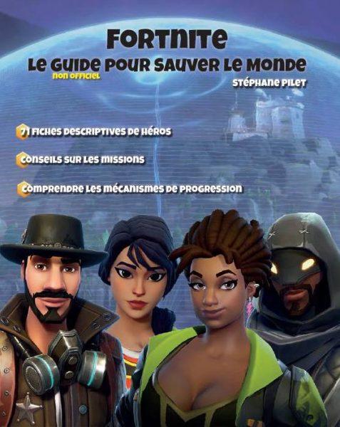 guide fortnite, sauver le monde