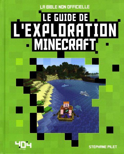 Minecraft guide de l'exploration