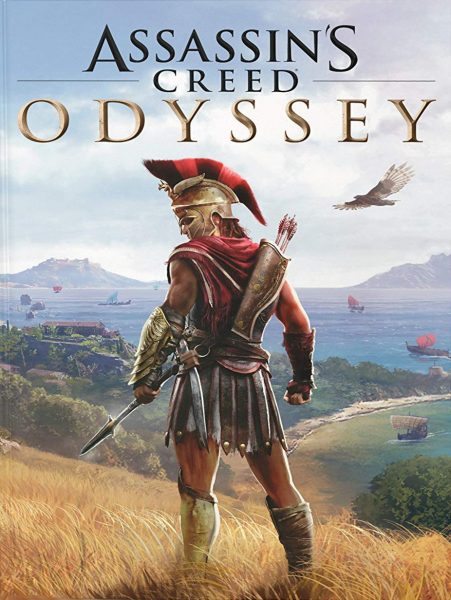 guide officiel assassin's creed odyssey