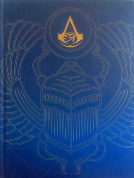 guide officiel assassin's creed origins
