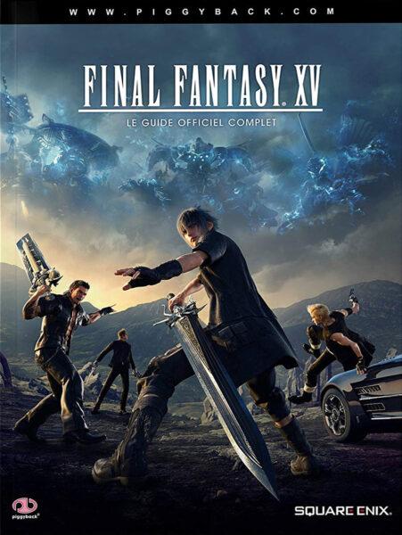 guide officiel final fantasy 15