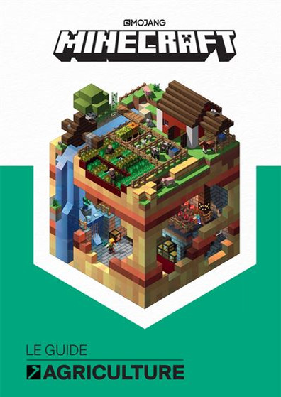 guide officiel minecraft agriculture