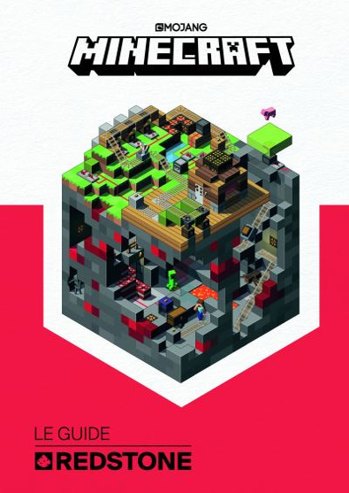 guide officiel Minecraft : Redstone