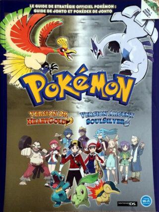Pokémon HearthGold & SoulSilver : Johto