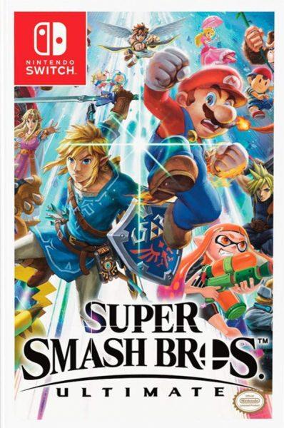 guide officiel super smash bros ultimate