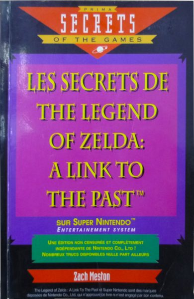 guide zelda link to the past
