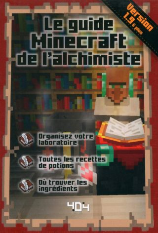 Minecraft : Le guide de l'alchimiste