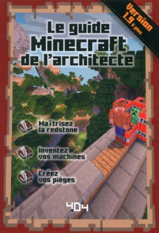 Minecraft : Le guide de l'architecte