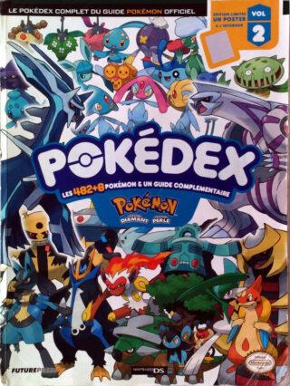 Pokédex Diamant & Perle