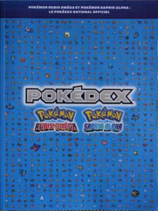 Pokédex Rubis Omega & Saphir Alpha