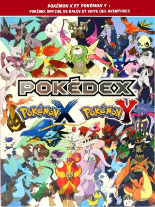 Pokédex X & Y