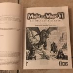 guide officiel might and magic 6 mandat celeste