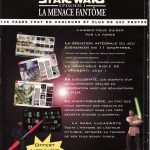 guide officiel Star Wars Episode 1 - La Menace Fantôme
