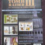 guide officiel Tomb Raider 3 - Les aventures de Lara Croft