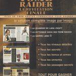 guide officiel Tomb Raider 4 - La révélation finale