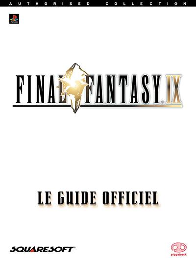 guide officiel Final Fantasy 9