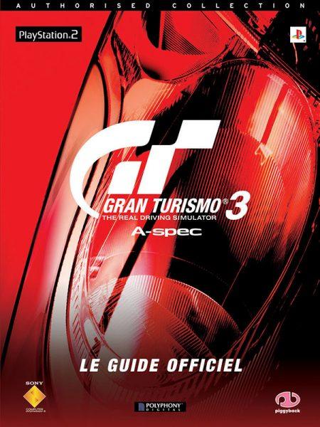 guide officiel - Gran Turismo 3