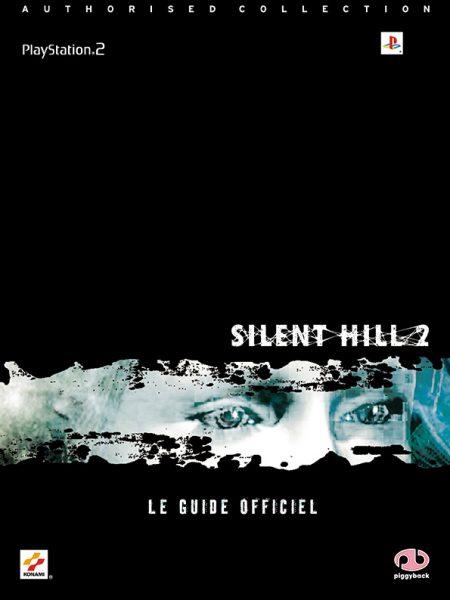guide officiel Silent Hill 2