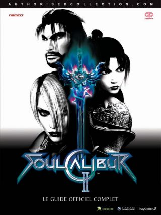 Read more about the article Soulcalibur 2