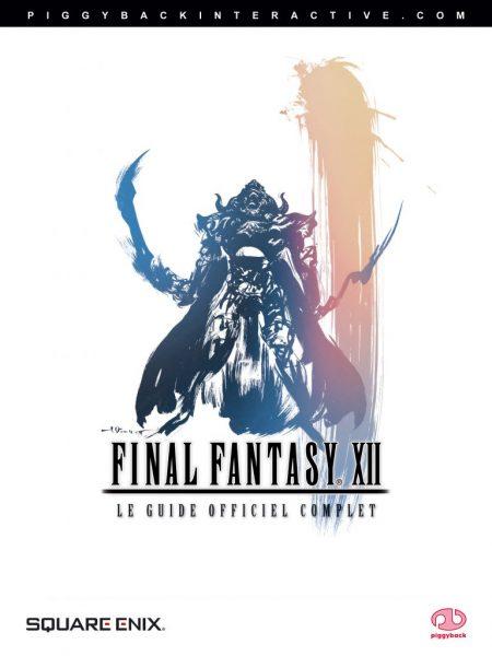 guide officiel final fantasy 12