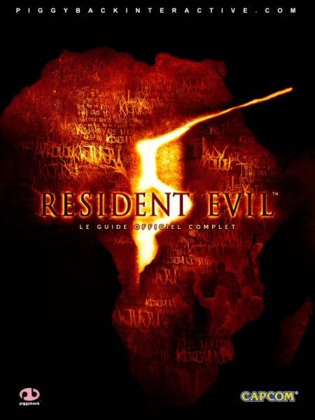 guide officiel Resident Evil 5