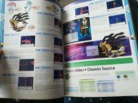 guide officiel Pokémon Platine