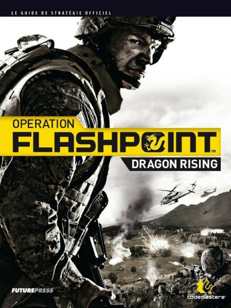 guide officiel operation flashpoint dragon rising