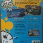 guide officiel The Lapins Crétins - La Grosse Aventure