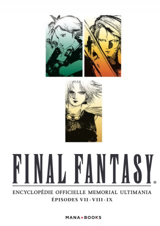 Final Fantasy 7, 8, 9