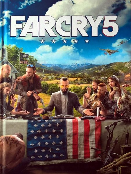 Guide officiel Far Cry 5