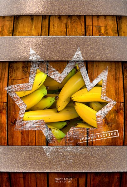 L'Histoire de Donkey Kong - Banana édition