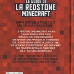 Le guide de la redstone Minecraft