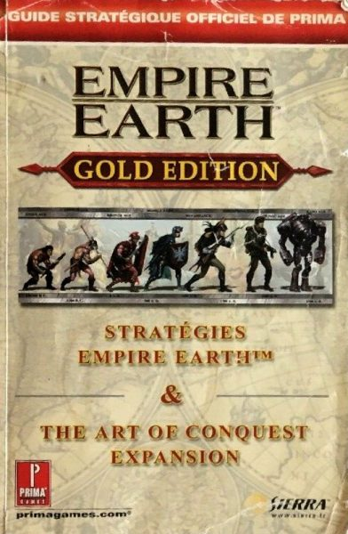 guide officiel prima empire earth