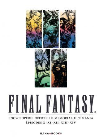 Final Fantasy 10, 11, 12, 13, 14