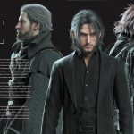 Final Fantasy 15 - Official Works