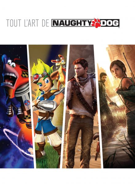 tout l'art de Naughty Dog