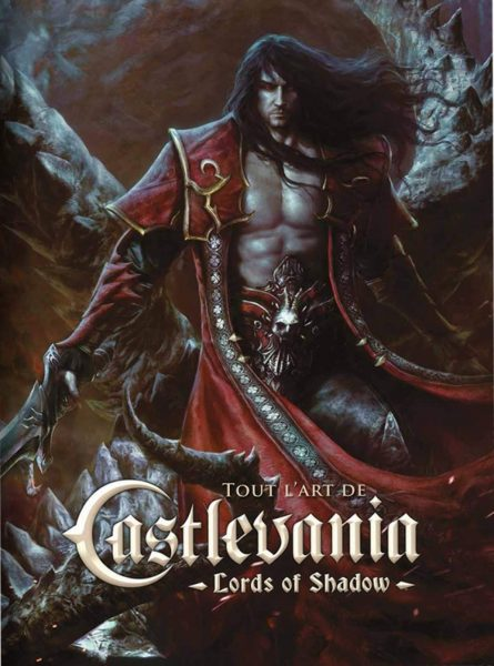 Tout l'art de Castlevania Lordof Shadow