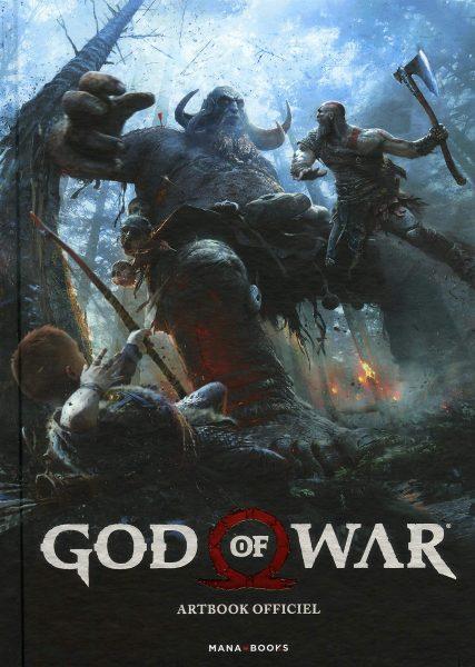 God of War - L'artbook officiel