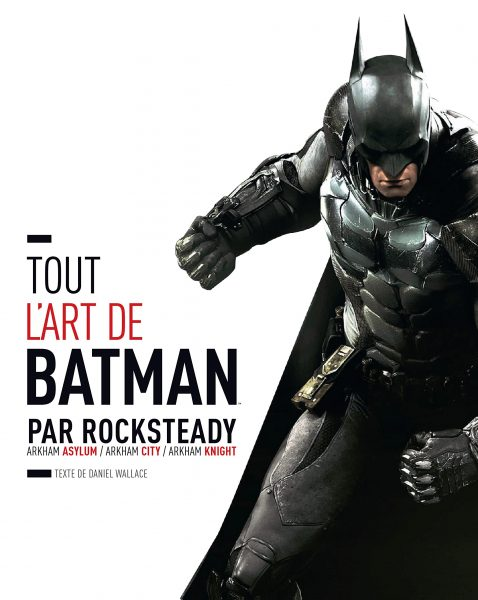 Tout l'art de Batman