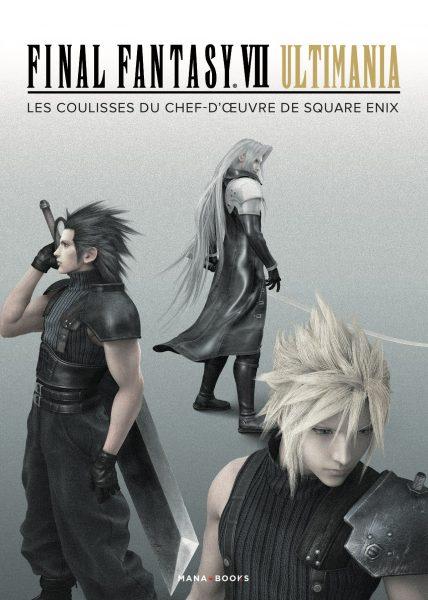 Final Fantasy 7 - Ultimania