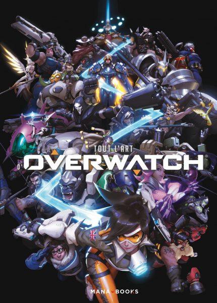 Tout l'art d'Overwatch
