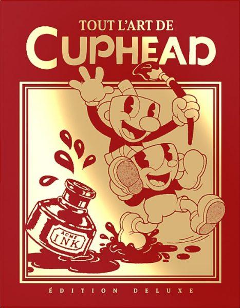 Tout l'art de Cuphead