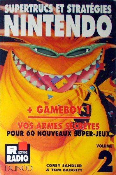 Supertrucs et stratégies Nintendo Tome 2