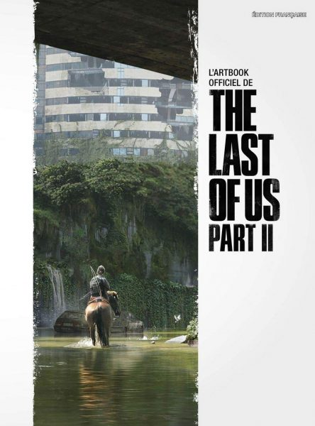 The last of us part 2 - Artbook officiel