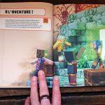 Guide Minecraft Dungeons, un manuel pour les héros