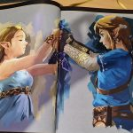 Zelda Creation d'un prodige