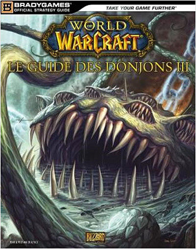 World of Warcraft : Guide des donjons 3